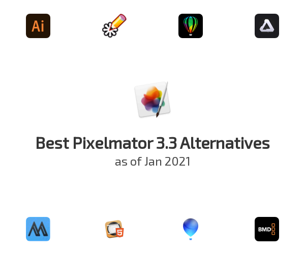 Best Pixelmator 3.3 Alternatives