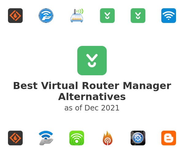 Best Virtual Router Manager Alternatives