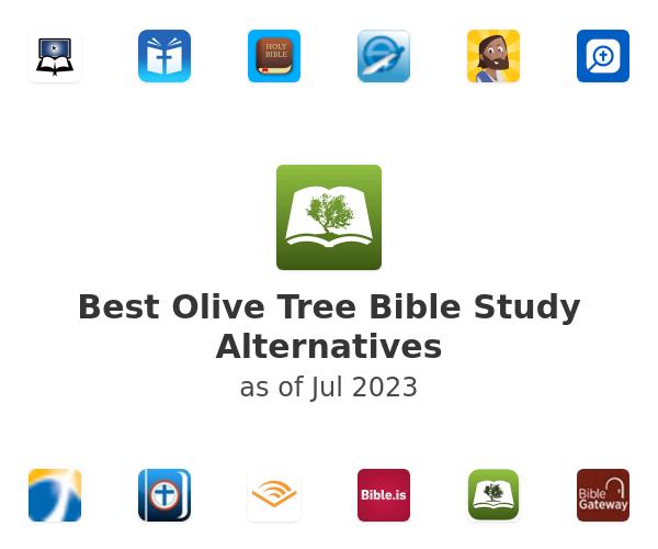Best Olive Tree Bible Study Alternatives