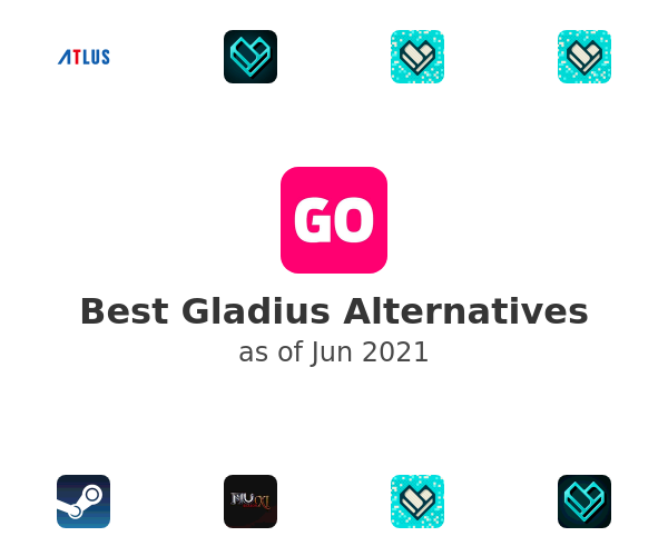 Best Gladius Alternatives