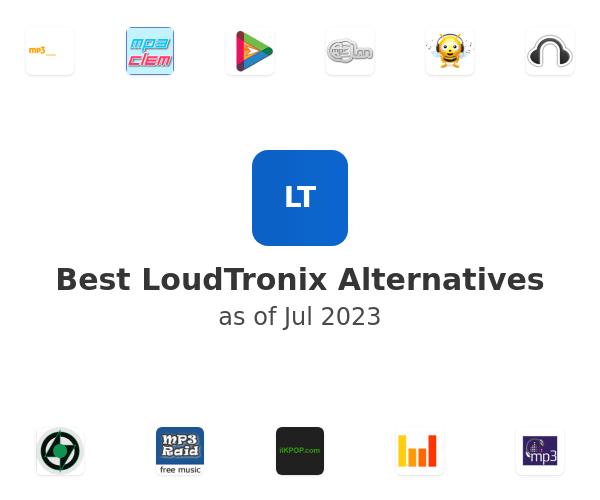 Best LoudTronix Alternatives (2020) - SaaSHub