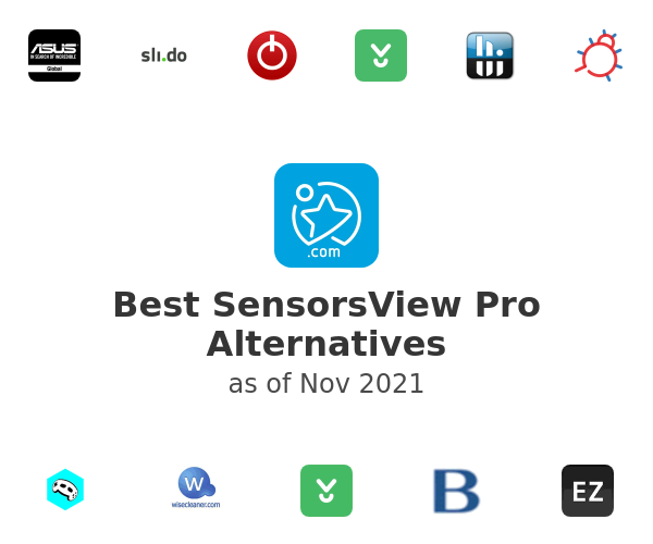 Best SensorsView Pro Alternatives