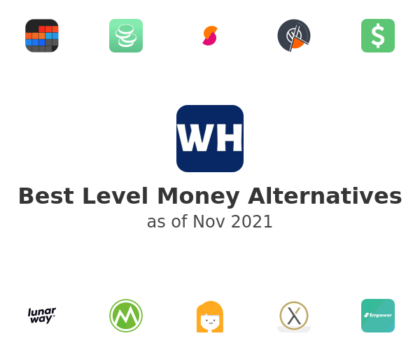 Best Level Money Alternatives