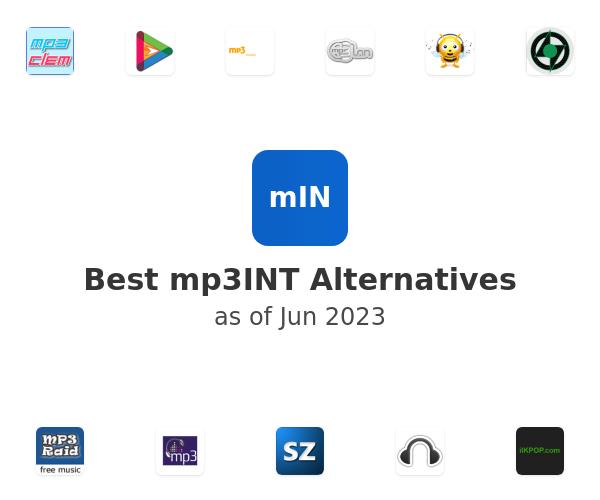 Best mp3INT Alternatives