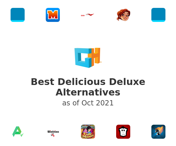 Best Delicious Deluxe Alternatives