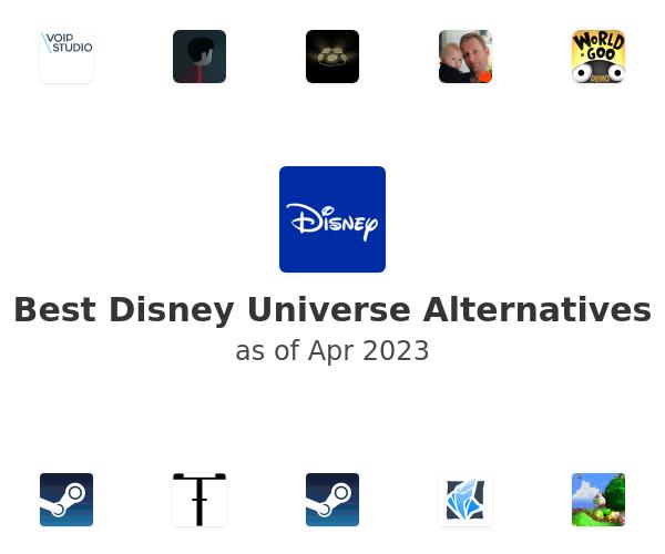 Best Disney Universe Alternatives