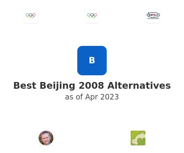 Best Beijing 2008 Alternatives