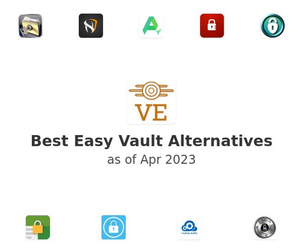 Best Easy Vault Alternatives