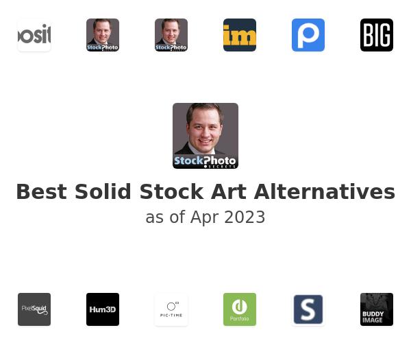 Best Solid Stock Art Alternatives