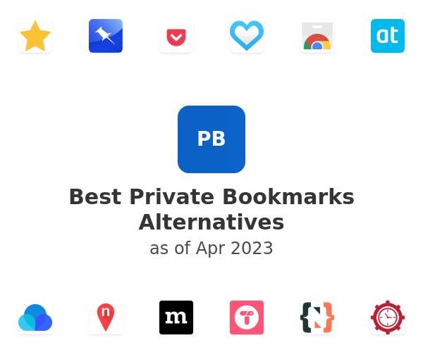 Best Private Bookmarks Alternatives