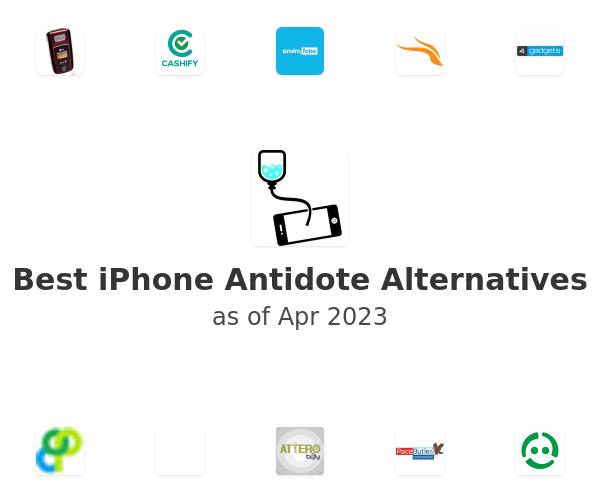 Best iPhone Antidote Alternatives
