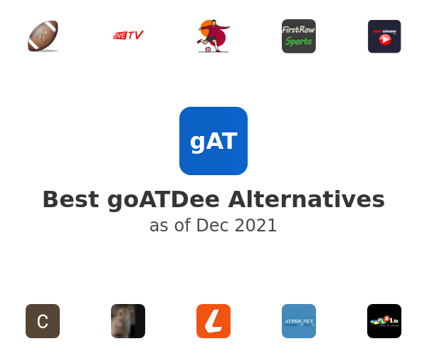Best goATDee Alternatives