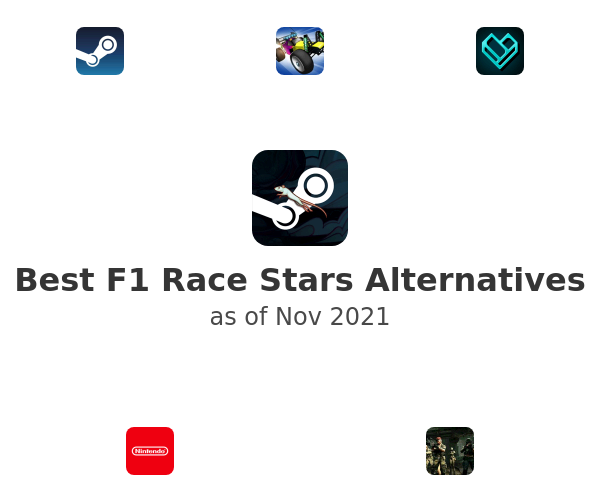 Best F1 Race Stars Alternatives