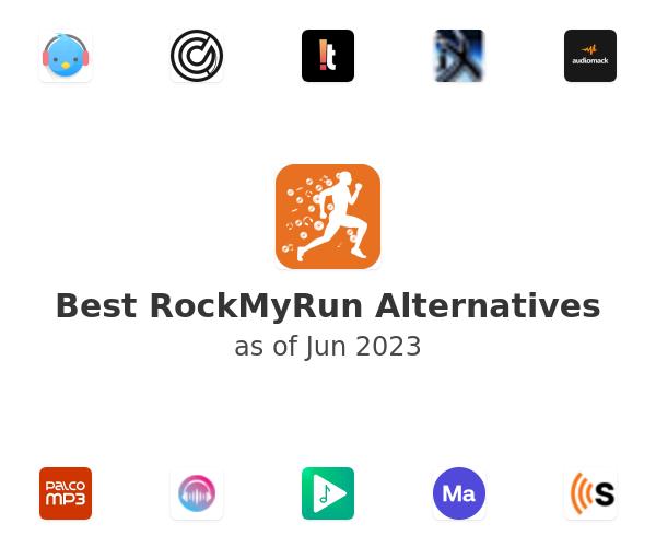 Best RockMyRun Alternatives