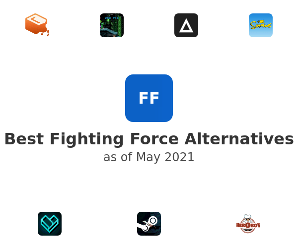 Best Fighting Force Alternatives