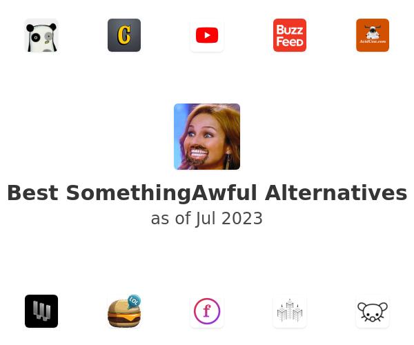 Best SomethingAwful Alternatives