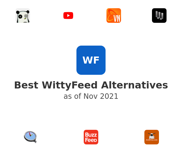 Best WittyFeed Alternatives