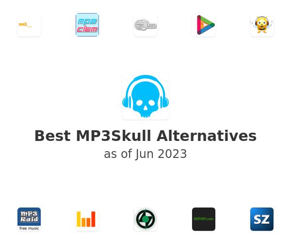 Best MP3Skull Alternatives