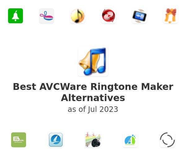 Best AVCWare Ringtone Maker Alternatives