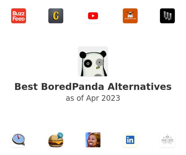 Best BoredPanda Alternatives