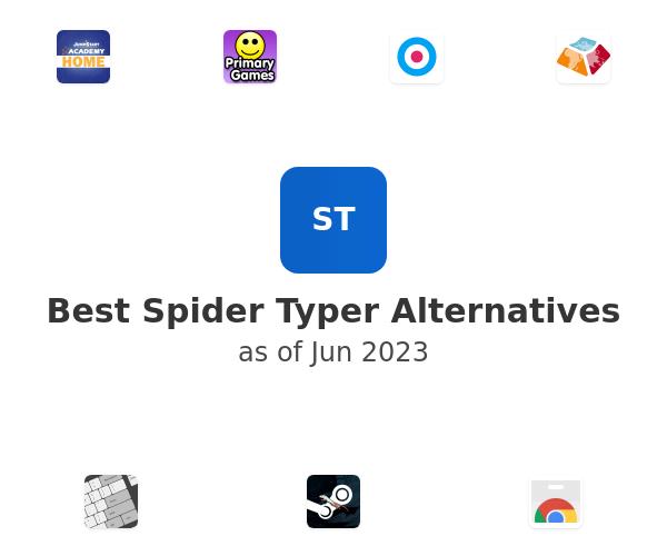 Best Spider Typer Alternatives