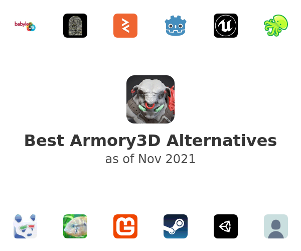 Best Armory3D Alternatives
