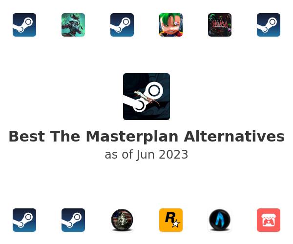 Best The Masterplan Alternatives