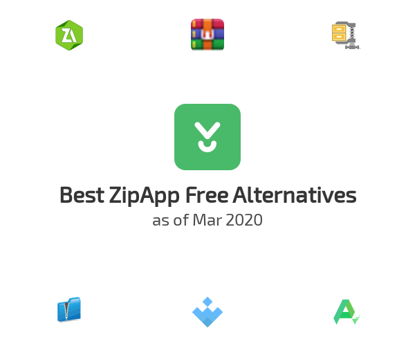 Best ZipApp Free Alternatives