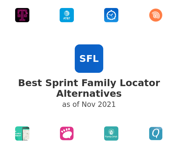 Best Sprint Family Locator Alternatives
