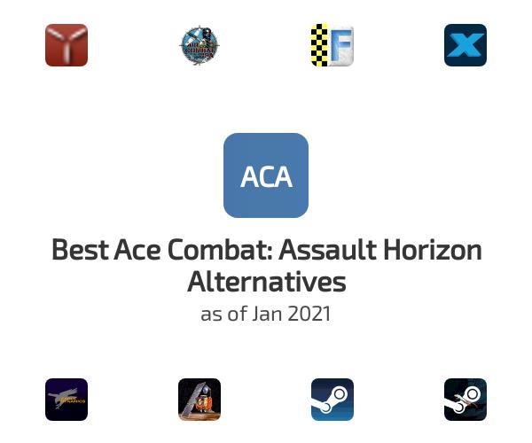 Best Ace Combat: Assault Horizon Alternatives