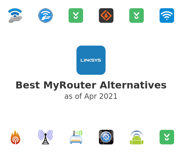 Best MyRouter Alternatives