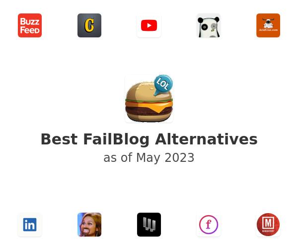 Best FailBlog Alternatives