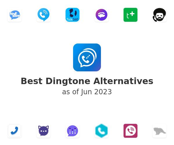 Best Dingtone Alternatives