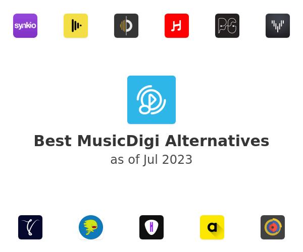 Best MusicDigi Alternatives