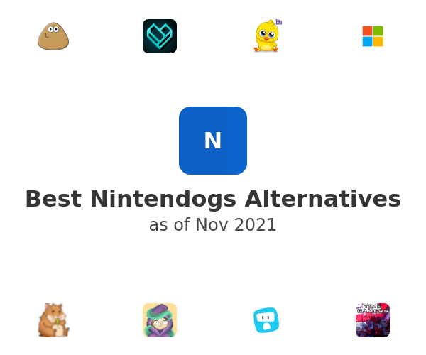 Best Nintendogs Alternatives