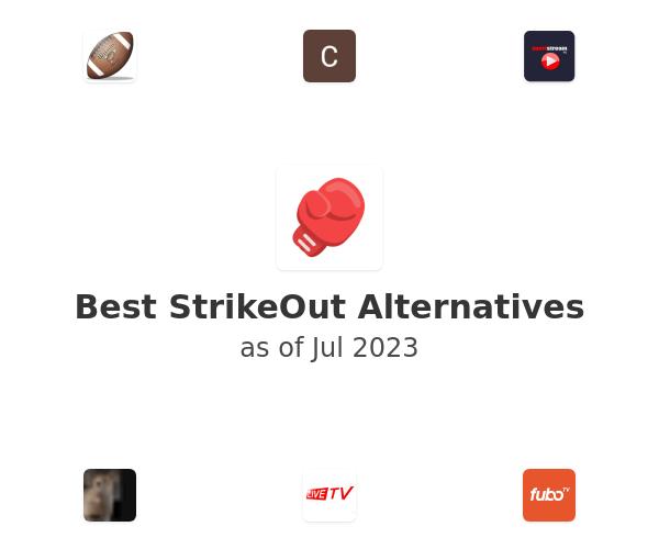 Best StrikeOut Alternatives