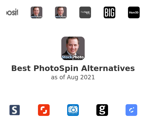 Best PhotoSpin Alternatives