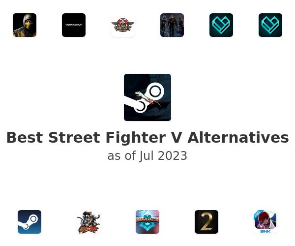Best Street Fighter V Alternatives