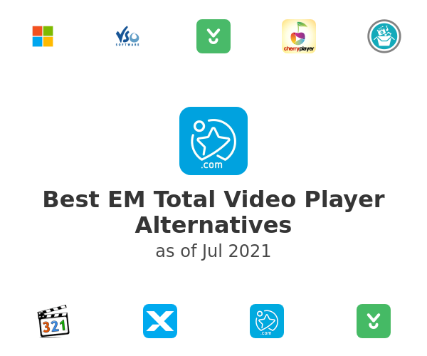Best EM Total Video Player Alternatives