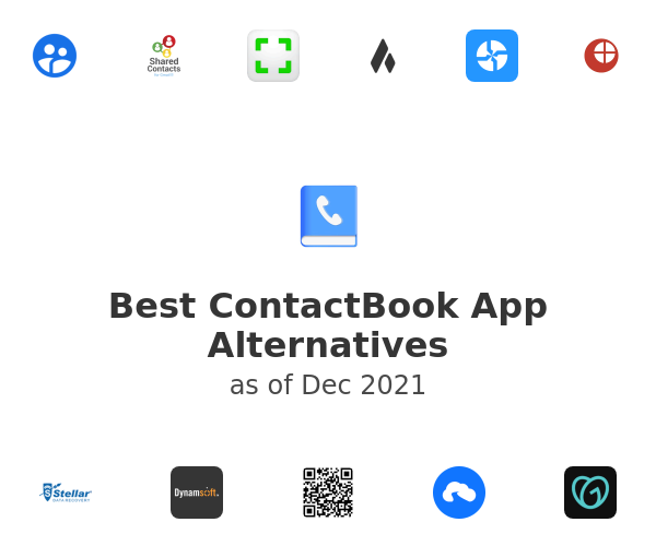 Best ContactBook App Alternatives
