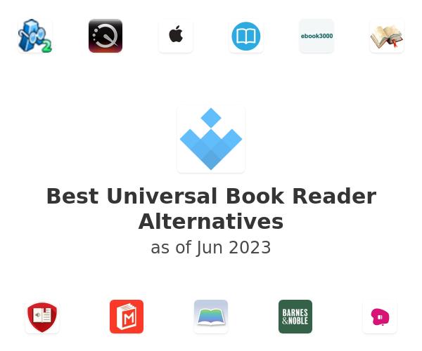 Best Universal Book Reader Alternatives