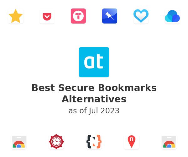 Best Secure Bookmarks Alternatives