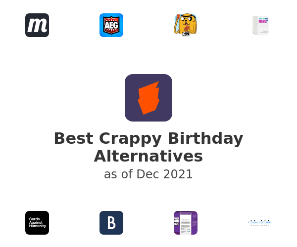 Best Crappy Birthday Alternatives