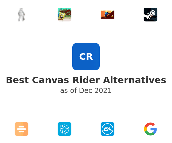 Best Canvas Rider Alternatives