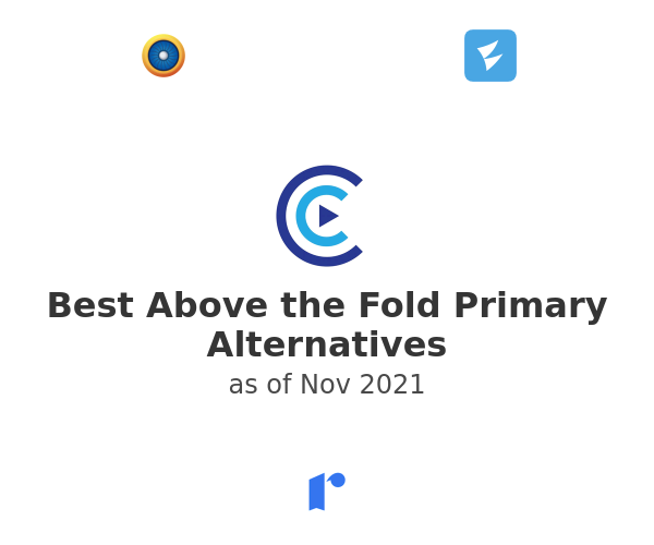 Best Above the Fold Primary Alternatives