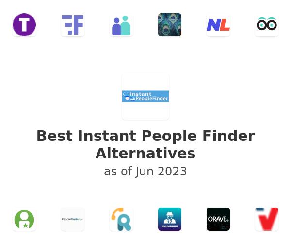 Best Instant People Finder Alternatives