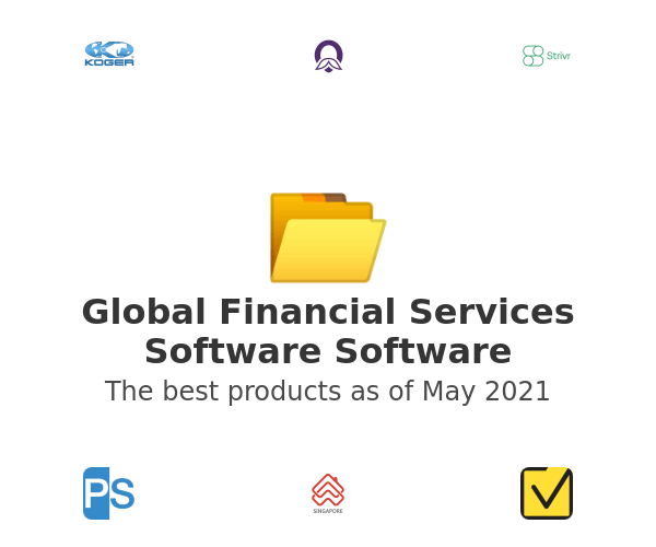 Global Financial Services Software Software