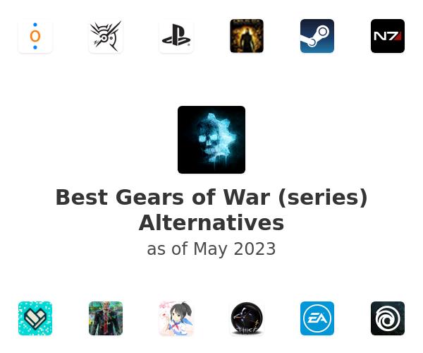 Best Gears of War (series) Alternatives