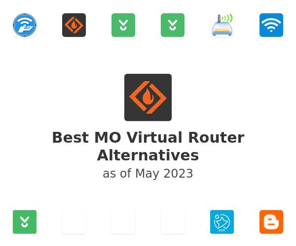 Best MO Virtual Router Alternatives