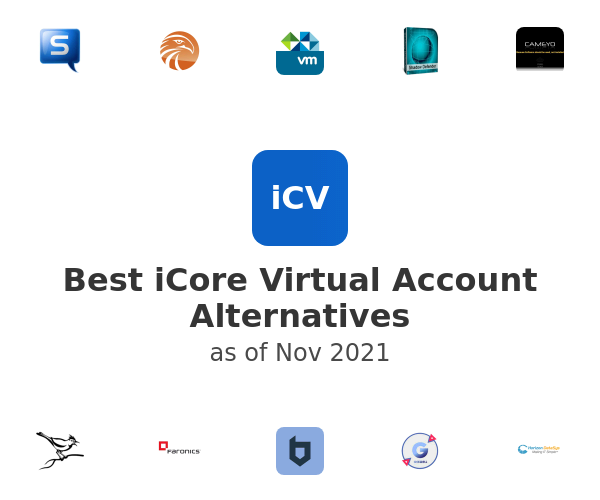 Best iCore Virtual Account Alternatives
